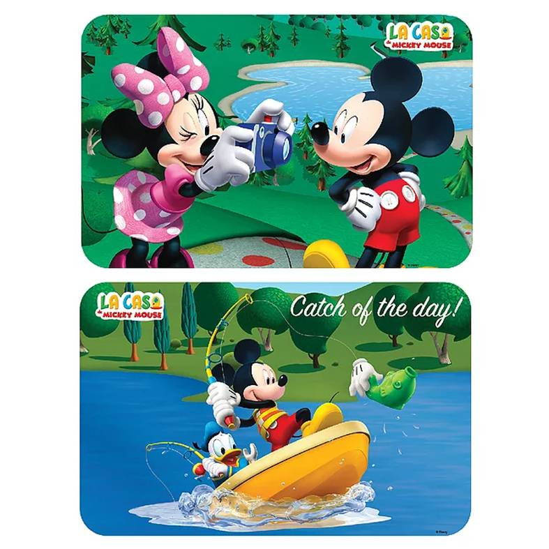 INDIV 3D C/LIC MICKEY MOUSE