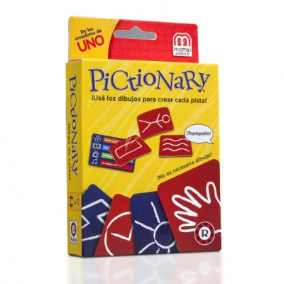 PICTIONARY CARTAS