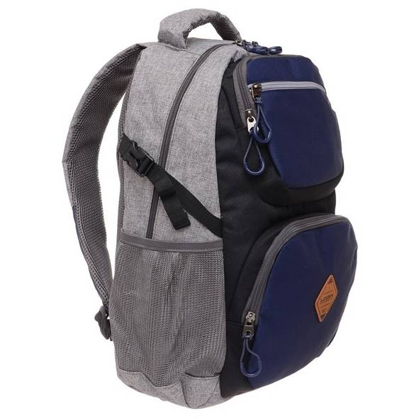 MOCHILA LOGIN 19PULG. PORTANOTEBOOK