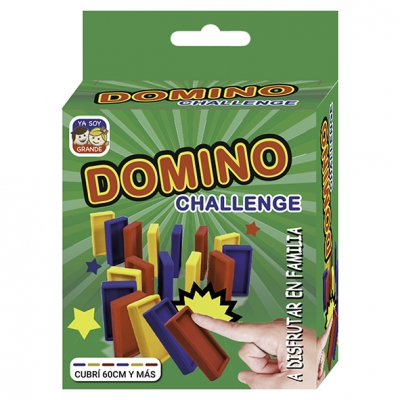 DOMINO CHALLENGE PRODUCTO EXCLUSIVO
