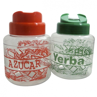 VERT AZUCAR/YERBA/QUESO IMPRESO