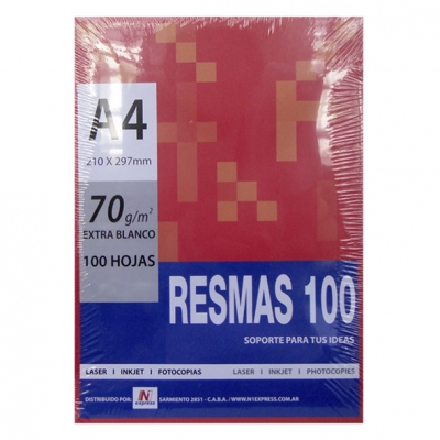 RESMA A4 100H EXPRESS