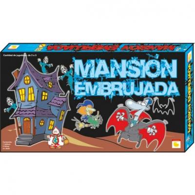 JUEGO MESA MANSION EMBRUJADA
